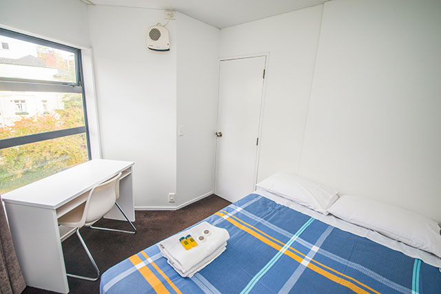 Columbia Student Accommodation : Bedroom.